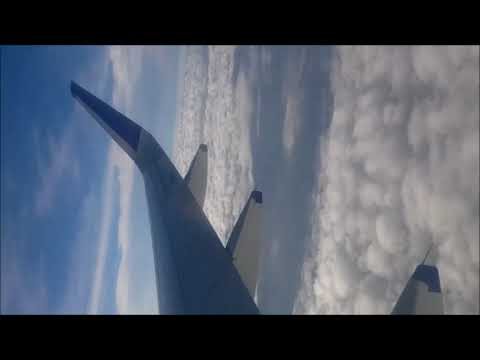 Flying Plane Video| Clouds View from Window|आसमान का अदभुत नजारा(HD) by BMK creation