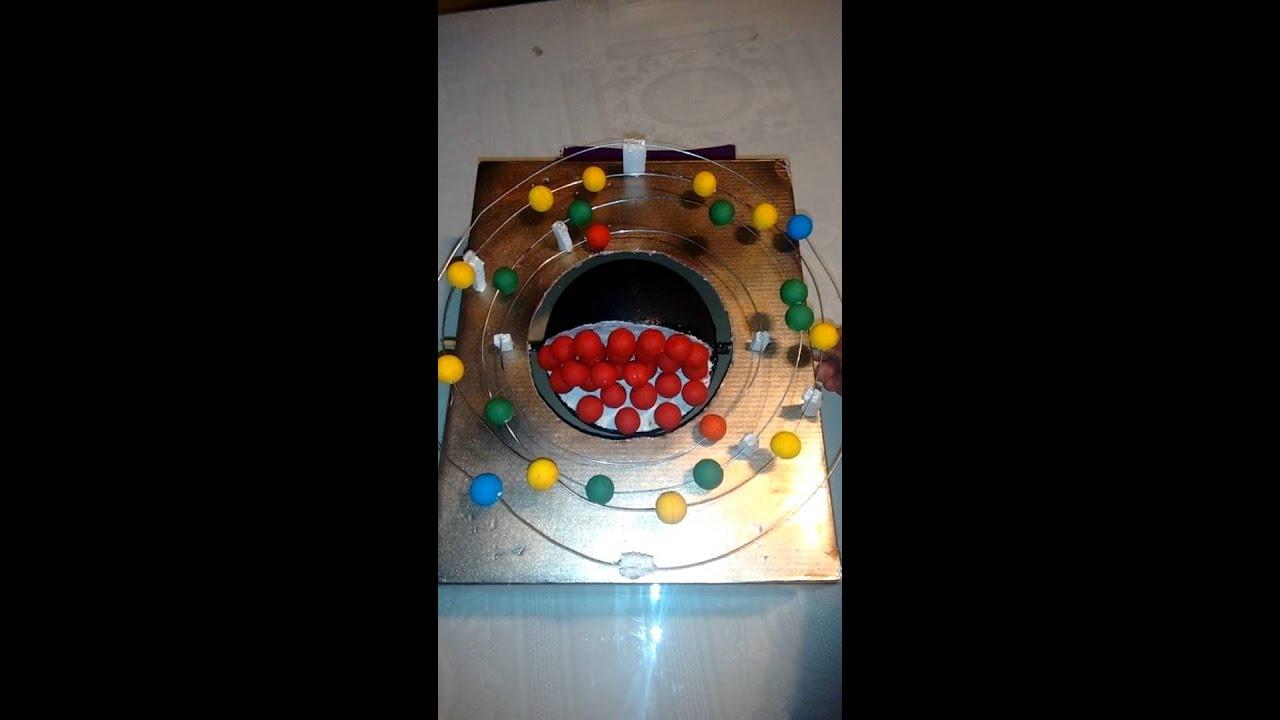 Maqueta ncleo atmico de titanio youtube maqueta ncleo atmico de titanio urtaz Gallery
