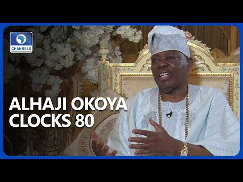 Alhaji Okoya Celebrates 80th Birthday