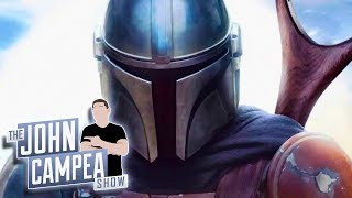The Mandalorian Is Here: First Review - The John Campea Show