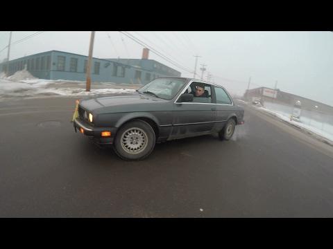 e30 Winter Drifting Compilation