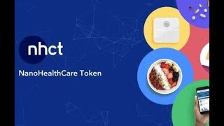 [ICO] [BOUNTY] NHCT -  Platform to take care of your health