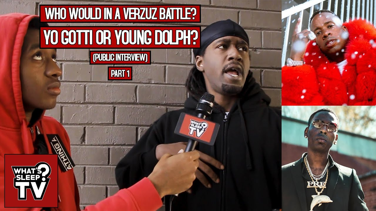 Who Would Win A Verzuz Battle Yo Gotti or Young Dolph? (Part 1)