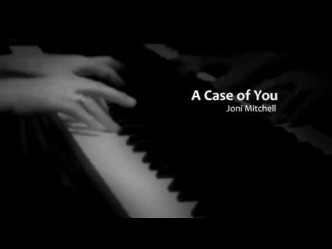 A Case of You by Joni Mitchell - piano solo arrangement by Yukie Smith