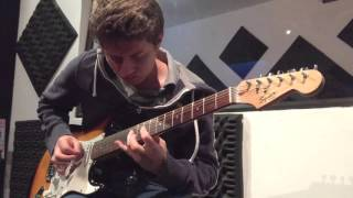 There are no words - Andy Timmons - Cover by  Sergio Gaitan