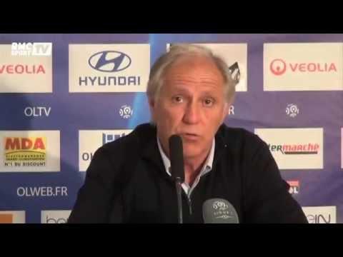 "Football / Girard : ""Mon expulsion n'est pas justifiée"" 05/10"