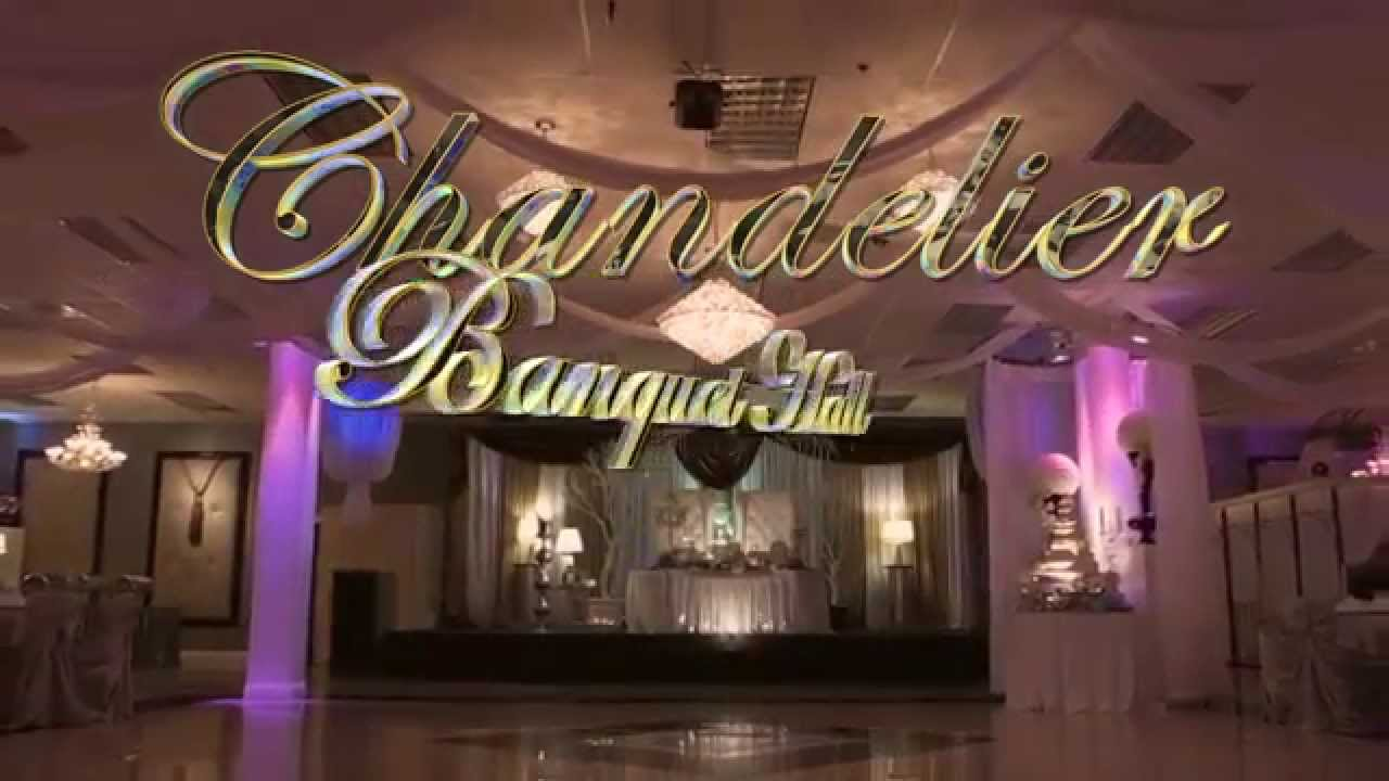 Chandelier banquet hall virtual tour youtube chandelier banquet hall virtual tour mozeypictures Gallery