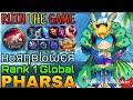 Insane Magic Damage! He Really Ruin The Game - Top 1 Global Pharsa by нoяηвℓoωєя - Mobile Legends
