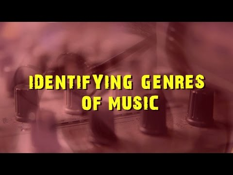 DJ Suketu Unplugged    Identifying Genre Of Music    Part 1    DJ Suketu