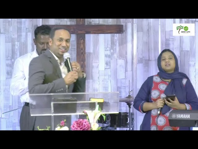 Act Of Covenant | Tamil Worship Service | NLC Dublin | Ireland