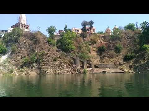 भेड़ाघाट (जबलपुर) नौका विहार  Bhedaghat Nauka Vihar
