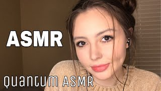 ASMR Mic Scratching, Whispers, Brushing
