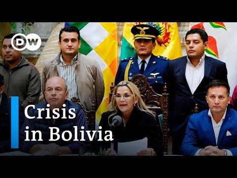Bolivia Approves Election Bill Excluding Evo Morales   DW News