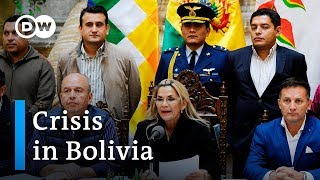Bolivia approves election bill excluding Evo Morales | DW News