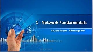 CCNA R&S 200-125 - Partie 7 - Adressage - Subdivision (KHALID KATKOUT)