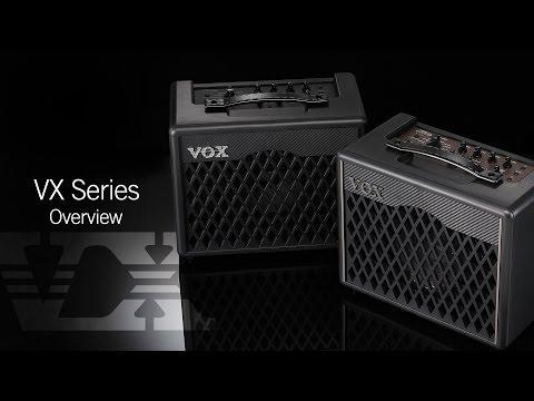 VOX VX Series Overview