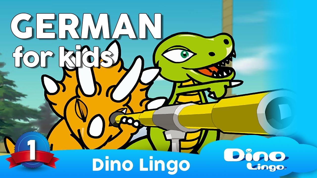 German For Kids Dvd Set Children Learning German Deutsch Fr