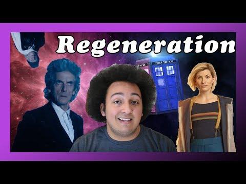 Doctor Who: Regeneration Rambles
