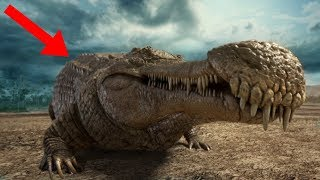 TERRIFYING Prehistoric Creatures That Lived With HUMANS!