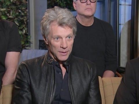Bon Jovi - Sambora leaving was 'one of those days'