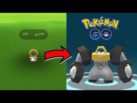 MELTAN'S EVOLUTION REVEALED IN POKEMON GO! 400 CANDY EVOLUTION!