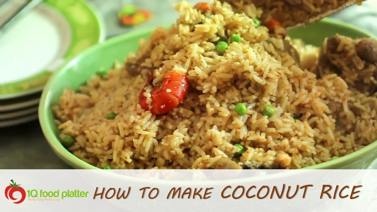 How to cook coconut rice the calabar style youtube how to cook coconut rice the calabar style ccuart Image collections