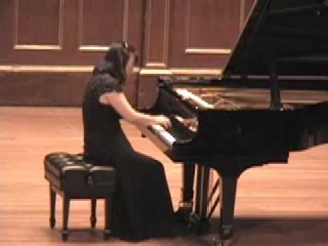 Mozart Sonata in Bb Major, K 333, M3 ~ Heng-Jin Park, piano
