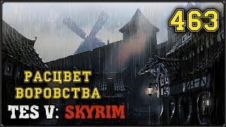 РАСЦВЕТ ГИЛЬДИИ ВОРОВ - TES V: SKYRIM - 463 #ПРОХОЖДЕНИЕ
