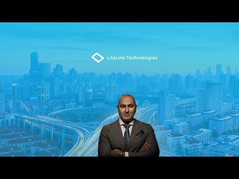 Is this Company the Future of Blockchain Technology? Litelink CEO Ashik Karim Talks about Blockchain