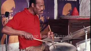 Jo Jones is one of the greatest drummer in the history of Jazz. Mos...