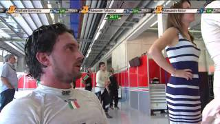 International GTOpen 2015 ROUND 4 AUSTRIA - Red Bull Ring Race 1