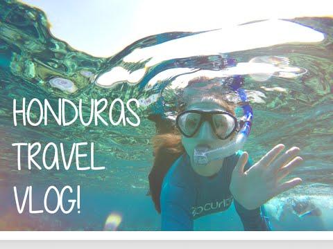 Honduras Travel Vlog/Diary (GoPro Hero 4) | Zoe Maya