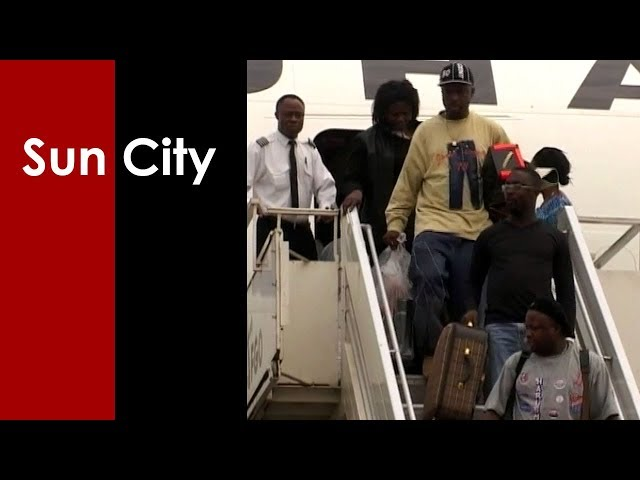 Sun City - The Arrivals | TV SERIES GHANA