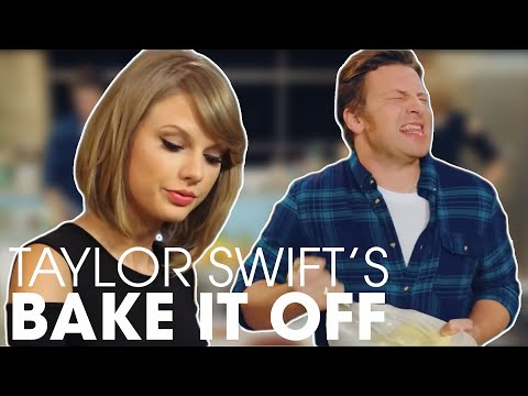 Jamie Oliver Meets Taylor Swift: Full Film   Stand Up To Cancer