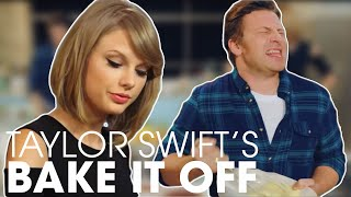 Jamie Oliver Meets Taylor Swift: Full Film | Stand Up To Cancer