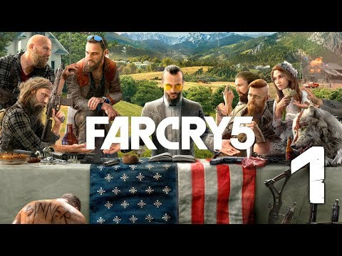 MEGÉRDEMELTEN...FAR CRY 5... \o/ | FAR CRY 5 #1 FRANCHISE PLAYTHROUGH #NORMAL #PC - 03.26.
