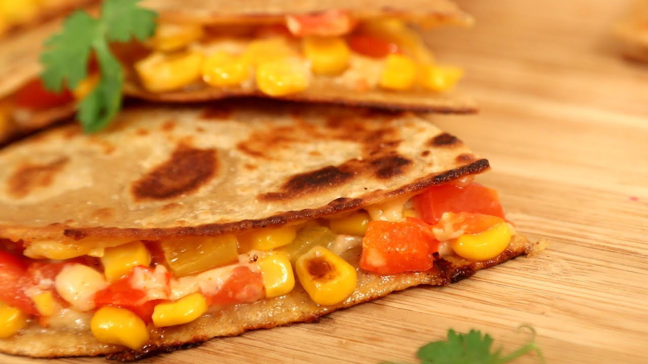 vegetable quesadillas recipe how to make quesadillas