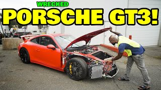 Can this half price Porsche GT3 replace the car I just wrecked?
