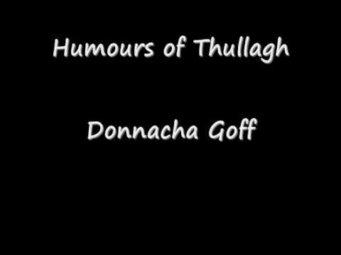 "Irish Traditional Music ""Humours of Thullagh"""