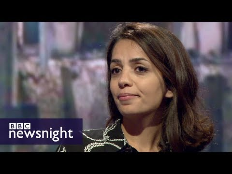 """""""We've been denied everything"""": Daughter of Grenfell Tower victim – BBC Newsnight"""