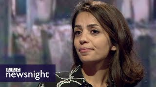 """We've been denied everything"": Daughter of Grenfell Tower victim – BBC Newsnight"