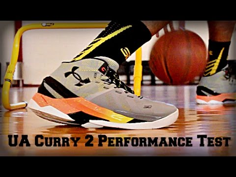UA Curry 2 Performance Test
