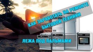 Игорь Мерзликин - как зарабатывать на ремонте бытовой техники и жить на Самуи
