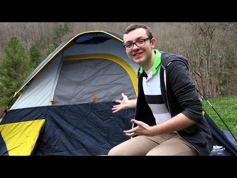 Northwest Territory Sierra Dome Tent Review
