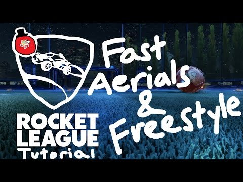 Fast Aerials Basic Freestyle | Rocket League Tutorial from YouTube · Duration:  14 minutes 51 seconds