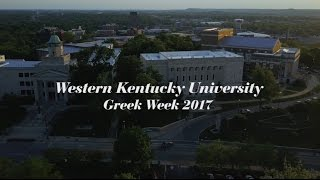 WKU Greek Week 2017