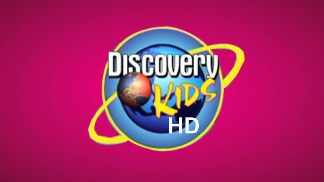 Discovery Kids HD Ident - YouTube