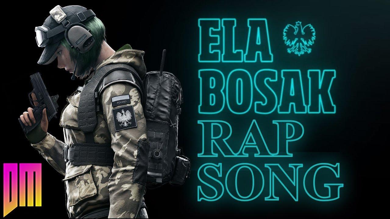 Rainbow six siege operator rap ela bosak thunderela - Rainbow six siege bosak ...