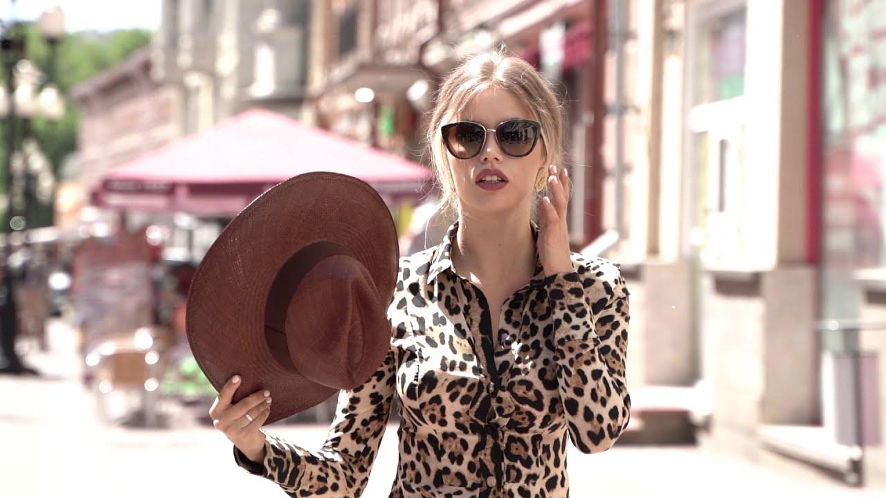 "Блузка ""Leopard"""