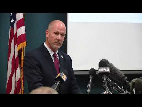 WATCH LIVE: DA shares results from Andrew Brown investigation